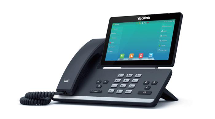 Yealink T57W Prime Business Phones 1