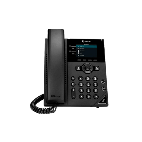 Polycom VVX 250 Business IP Phone 1
