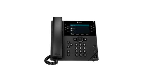 Polycom VVX 450 Business IP Phone 6