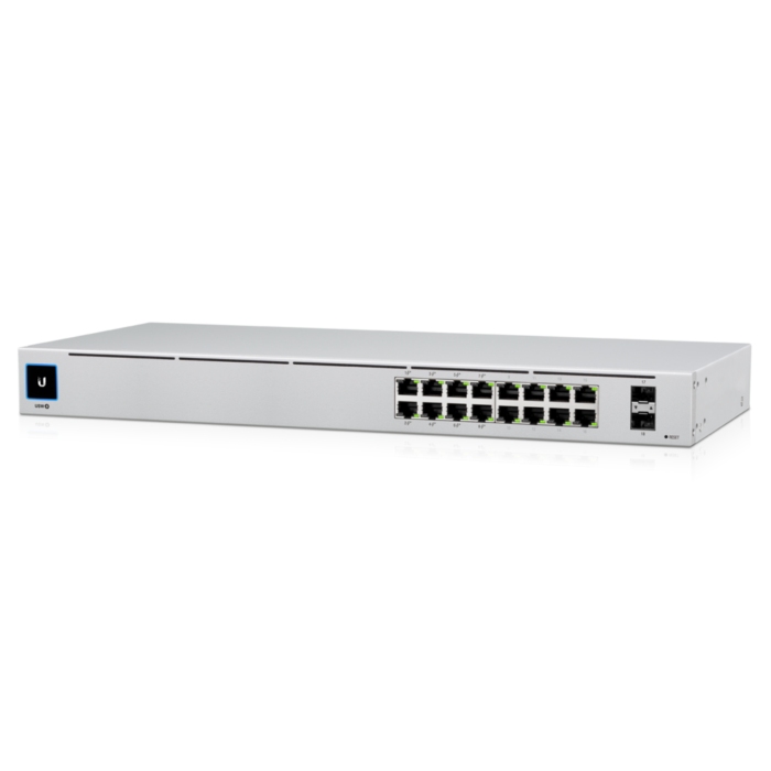 Ubiquiti UniFi Switch 16 PoE Gen2 1