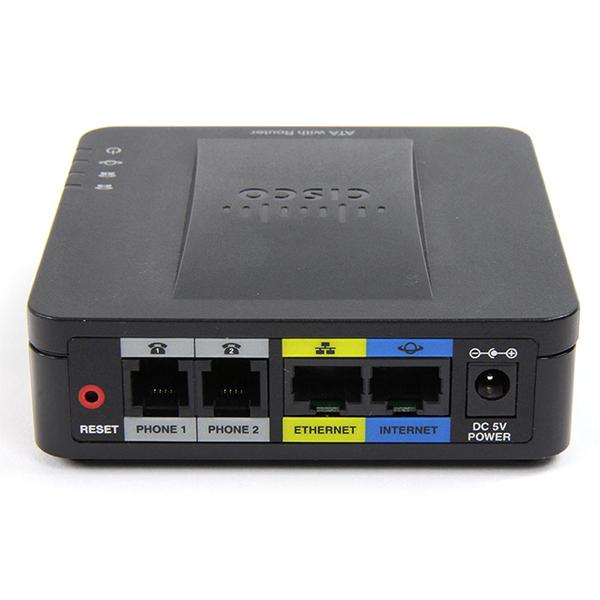 Cisco SPA122 ATA 2 Port Adapter